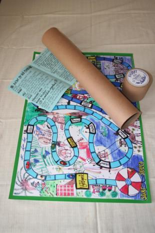 doporučujeme: Stolní hra