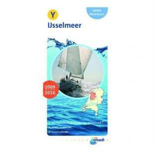 karta: Holandsko - plavební mapa Y