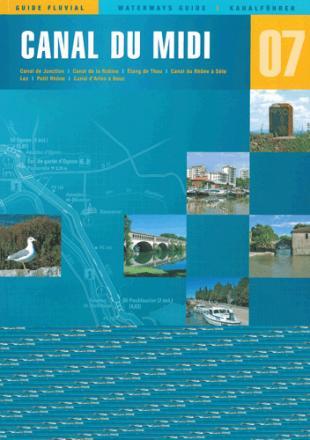 doporučujeme: Francie - Canal du Midi - plavební mapa