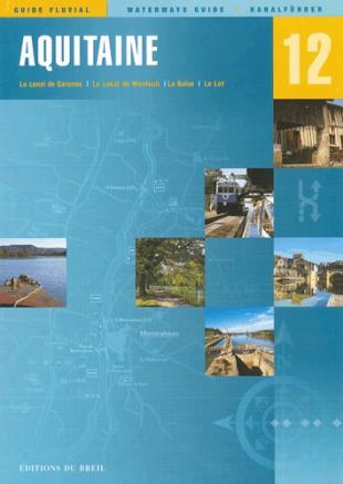 doporučujeme: Francie - Aquitaine - plavební mapa