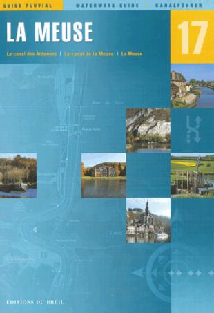doporučujeme: Francie - La Meuse - plavební mapa