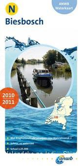 karta: Holandsko - plavební mapa N