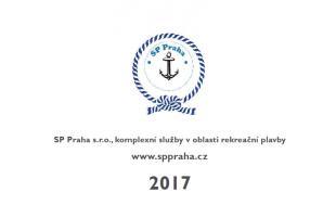 Stolní lodní kalendář 2017