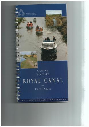 karta: Irsko - ROYAL CANAL