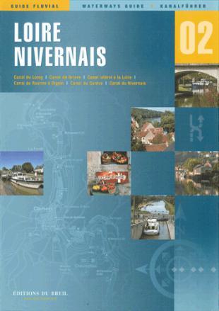 doporučujeme: Francie - Burgundsko - plavební mapa II