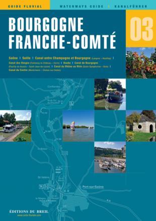 karta: Francie - Saona - France-Comté