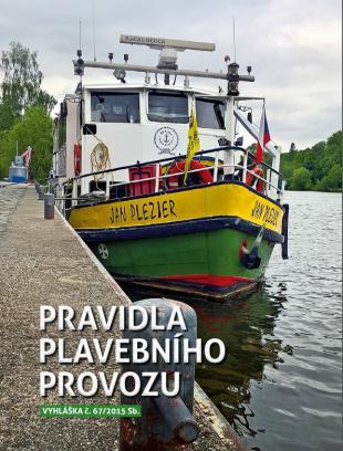 doporučujeme: Pravidla plavebního provozu (Vyhl. č. 67/2015 Sb.)